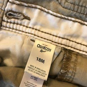 OshKosh B'gosh Bottoms - Pair of Adorable Baby Overalls